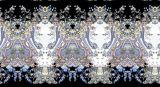 Digital-Textildrucken-Gewebe-Polyester-Gewebe 100% (PF-019)