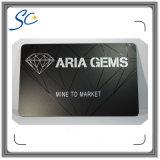 Cartão de presente de voucher para promoção de negócios