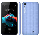 Homtom Ht16 5.0 pouces 1280 * 720HD Mt6580 1.3 GHz Android 6.0 Quad Core 1GB + 8GB 8MP Nouveau téléphone intelligent Bleu Couleur