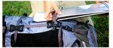 La energía solar Cocina solar portátil Mini BBQ cocina horno microondas, fácil de usar al aire libre