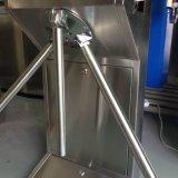 Cancello girevole automatico del treppiedi dell'acciaio inossidabile con l'allarme di obbligazione di intrusione