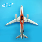 金属の平らなモデルエアバスA320neo Jetstar航空会社