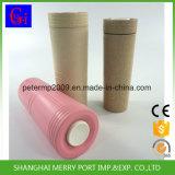 100% BPA naturale libera la tazza della fibra della buccia del riso 350ml