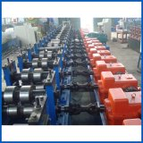 Escala de aluminio estándar Cabletray - el rodillo de la bandeja de cable que forma la máquina