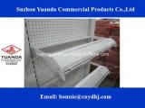 Affichage de supermarché à écran plat format rack/étagère ou un fournisseur de gondole