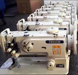 Einzelne Nadel-einstimmig-Zufuhr-gehende Fuss-Hochleistungsnähmaschine