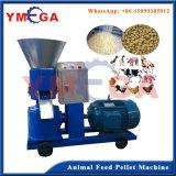 Kuh-Ziege-Kaninchen-Nahrungsmittelkleine Zufuhr-Pelletisierer-Maschine