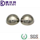 1 '' mitad hueco 304 del acero inoxidable 1.5 '' 2 '' 2.5 '' 3 '' de la bola de metal