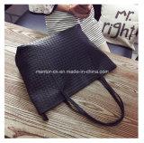 Handbag中国方法PUの革ハンドバッグの戦闘状況表示板の女性製造者