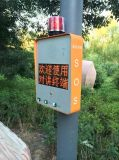 Knzd-33 VoIPの鉄道の電話機密保持の電話