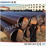 Riga tubo saldato acciaio api 5L (GrB, GrBN, X52)