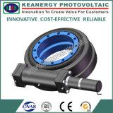 Mecanismo impulsor de la ciénaga del engranaje de gusano de ISO9001/Ce/SGS Keanegry para los paneles solares
