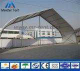 tent van de Hangaar van de Tent van de Kromme van de Spanwijdte van 20m de Tijdelijke voor Verkoop
