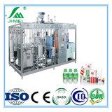 Precio de la alta calidad mini/de la cadena de producción combinada jugo aséptico del yogur de la leche de la pequeña escala equipos de la maquinaria de la planta de tratamiento