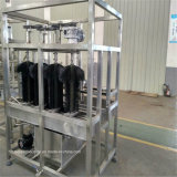 Barreled Wasser-füllende Zeile für 5gallon Füllmaschine