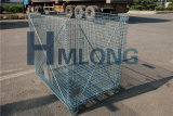 Faltbarer Metalllager-Speicher-Maschendraht-Rahmen