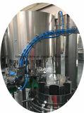 Wasser Rinser Einfüllstutzen-Mützenmacher Triblock Maschine für Haustier-Glasflasche