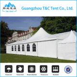 шатер свадебного банкета Multi-Стороны шатёр высоких пиков 30X60m роскошный смешанный