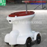 Passeio portátil para a venda, passeio ao ar livre da raça do toalete da venda quente do Kiddie