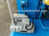 Macchina elaborante di olio dell'olio dielettrico mobile del trasformatore (ZY-20)