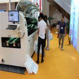 Isento de chumbo máquina de solda de onda duplo/SMT máquina de solda da onda
