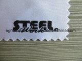 100%Polyester Plain weißes Microfiber Objektiv-Putztuch-personifiziertes Firmenzeichen