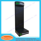 Stand de présentoir d'outils de matériel de Floorstanding de mémoire en métal