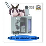 Macchina portatile medica di anestesia per il veterinario