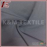 150d tessuto di stirata nero di modo della saia 4