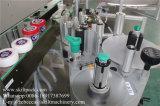 Máquina de etiquetas de superfície automática da parte inferior e do lado da parte superior da etiqueta