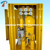 De mobiele VacuümZuiveringsinstallatie van het Herstel van de Isolerende Olie van het Afval (ZYB)