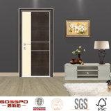 Двери кожи прессформы меламина деревянные с дешевыми ценами (GSP13-010)