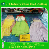 I vestiti utilizzati hanno utilizzato il vestito di seta dalle signore dei vestiti