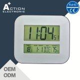 簡単な様式の秒の大きい表示LEDデジタル柱時計