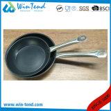Non vaschetta di frittura inferiore del panino del Combine di conduzione di calore del bastone con il rivestimento antiaderante