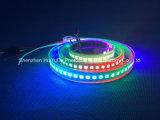 Farbenreicher SMD5050 Streifen des RGB-IP68 Chip-144LEDs 43.2W DC24V LED