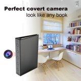 камера няни 720p в видеозаписывающем устройстве скоросшивателя книги