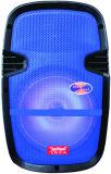 싼 8 인치 다채로운 Bluetooth 건전지 스피커 F-8m