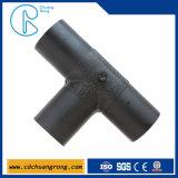 Сварка на штуцерах трубы HDPE с высоким качеством
