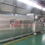 Il PLC gestisce la linea di produzione della cialda per la fabbrica