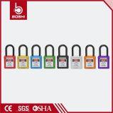 Buntes Nylon-Fessel-Vorhängeschloß Bd-G11 des Sicherheits-Vorhängeschloss-38mm