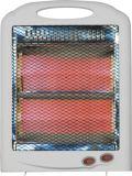 A parede do calefator de quartzo do calefator elétrico atingiu 800W