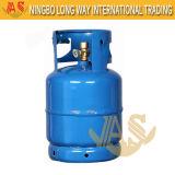 Cilindro de gas de la venta directa de la fábrica para el mercado de África