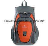 Qualité d'épaule double Ordinateur portable de loisirs Sports Voyage Sac à dos (CY3698)