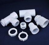 Tuyau de moulage en plastique PVC personnalisé à trois voies