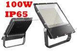 保証5年は110lm/W 400W 500Wハロゲンランプの屋外のフラッドライトSMD LED 100Wを取り替える