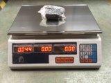 Elektronischer Digital-Preis, der Tisch-Schuppe für Gemüse wiegt