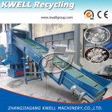 PE pp LDPE HDPE Agglomerator, de Machine van het Recycling van de Film van het Afval