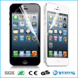 Apple iPhone 5/5c/5s를 위한 플라스틱 스크린 가드 LCD 프로텍터 필름 층