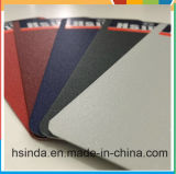 Hsinda Red Glittering Leather Silk Powder Coating